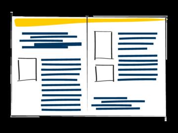DwD - Seitenaufbau gelb