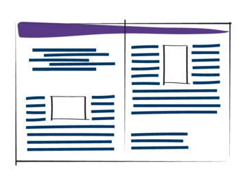 DwD - Seitenaufbau lila