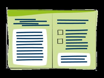 DwD- Beispielseite: Wissen kompakt