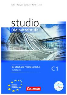 Studio: Die Mittelstufe Cover