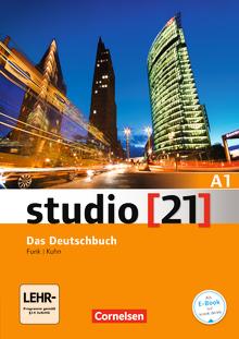 Studio [21] Cover